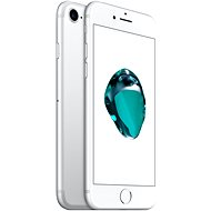 iPhone 7 128GB Silver - Mobile Phone