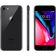 iPhone 8 256GB Space Grey - Mobile Phone