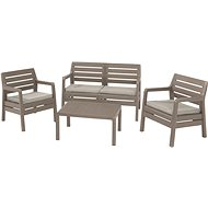 Allibert Set DELANO LOUNGE cappucino - Set