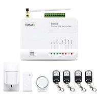 EVOLVEO Sonix - Android/iPhone GSM alarm - Security Alarm