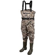 Prologic Max5 Nylon-Stretch Chest Wader w / Cleated 46/47 - Prsačky
