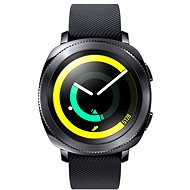Samsung Gear Sport Black - Smartwatch