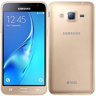 Samsung Galaxy J3 Duos (2016) Gold - Mobile Phone