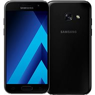 Samsung Galaxy A3 (2017) Black - Mobile Phone