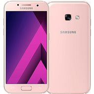 Samsung Galaxy A3 (2017) pink - Mobile Phone