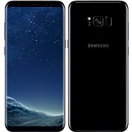 Samsung Galaxy S8+ black - Mobile Phone