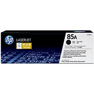 HP 85A Black Original LaserJet Toner Cartridge (CE285A) - Toner