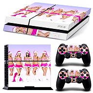 Lea PS4 Girls - Sticker