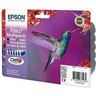 Epson T0807 - Ink Cartridge Set