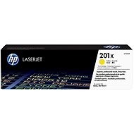 HP CF402X No. 201X yellow - Toner