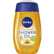 NIVEA Shower Oil Natural Oil 200 ml - Shower Oil