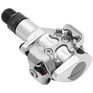 Shimano MTB PD-M505 SPD stops SM-SH51 silver - Pedals