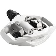 Shimano MTB PD-M530 SPD stops SM-SH51 white - Pedals
