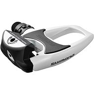 Shimano Sil PD-R540 SPD-SL stop SM-SH11 white - Pedals