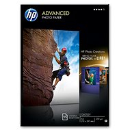 HP Advanced Glossy Photo Paper 10x15cm - Photo Paper