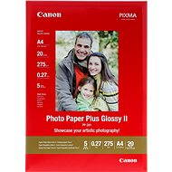Canon PP-201 A4 Glossy - Photo Paper