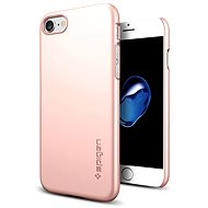 Spigne Thin Fit Rose Gold iPhone 7 - Protective Case