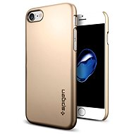 Spigne Thin Fit Champagne Gold iPhone 7 - Protective Case