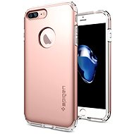 Spider Hybrid Armor Rose Gold iPhone 7 Plus - Protective Case
