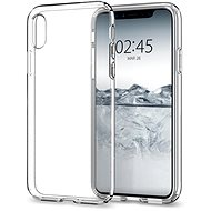 Spigen Liquid Crystal Clear iPhone X - Protective Case