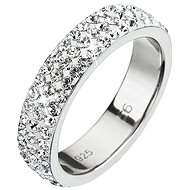 SWAROVSKI ELEMENTS Ring decorated with crystals Crystal - Ring