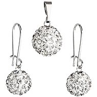 Jewellery Set with Swarovski Elements 59072.1 Crystal - Trendy Gift Set
