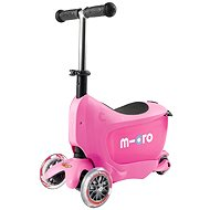 Micro Mini 2go Deluxe pink - Scooter