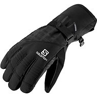 Salomon propeller dry black M - Gloves