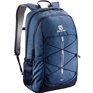 Salomon Eksit Midnight blue chiné / big blue-x - Tourist backpack