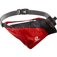 Salomon Hydro 45 compact belt set bright red / bk - Sports waist-pack