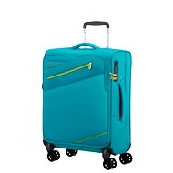 American Tourister Pikes Peak Spinner 55 Aero Turquoise - Suitcase with TSA-Approved Lock