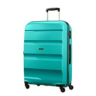 American Tourister Bon Air Spinner Deep Turquoise, size L - Suitcase with TSA-Approved Lock