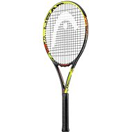 Head IG Challenge MP yellow grip 3 - Tennis Racket