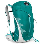 Osprey Tempest 16 - tourmaline green - Tourist backpack