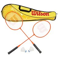 Wilson Junior Badminton Kit 2 pcs 3 - Set