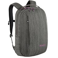 Boll prophet 15 Salt and pepper / Lilac - City backpack