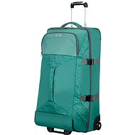 American Tourister Road Quest Duffle / WH L Sea Green Print - Suitcase