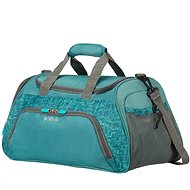 American Tourister Road Quest Sportbag Sea Green Print - Sports Bag