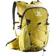 Salomon EVASION 25 Maize/BIG BLUE-X - Tourist backpack