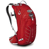 Osprey Raptor 10 red pepper - Cycling backpack
