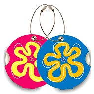 Suitsuit DUOPACK Flower - Luggage Tags