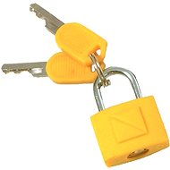TravelBlue TB024 2pc yellow - Suitcase lock