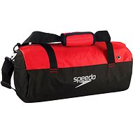 Speedo Duffel Bag black/red - Sports Bag