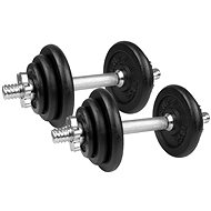 Spokey Set loading weights - Hand weight set