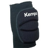Kempa Knee indoor protector padded black size XS - Knee protectors
