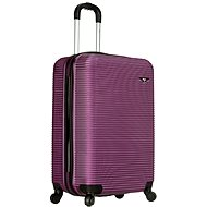 Sirocco T-1039 / 3-50 ABS violet - Suitcase