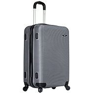 Sirocco T-1039/3-60 ABS silver - Suitcase