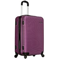 Sirocco T-1039 / 3-60 ABS purple - Suitcase