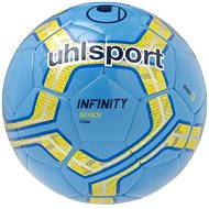 Uhlsport Infinity Team - cyan / fluo yellow / navy - size 3 - Ball