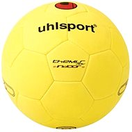 Uhlsport Themis Indoor - yellow / black / red - size 5 - Ball